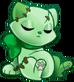 Green Plushie