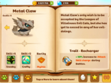 Metal Claw
