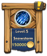 Snowstorm level 5