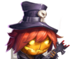 Skin Pumpkin Duke Icon