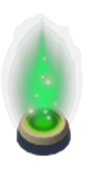 Green garrison icon