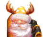 Evolved Santa Boom Icon
