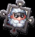 Santa Burglar Scrap
