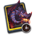 Ancient Dragon Trial Card