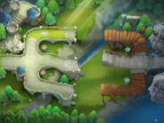 Map arena