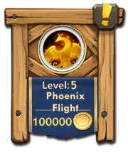 Phoenix flight level5