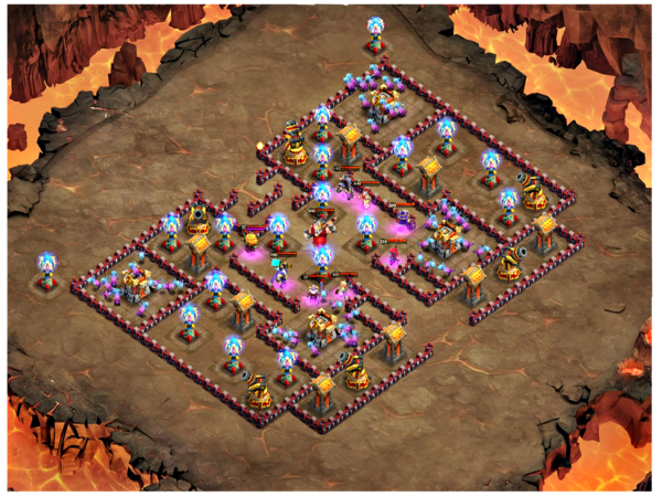 Mesa 2 map