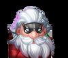 Skin Santa Boom Icon
