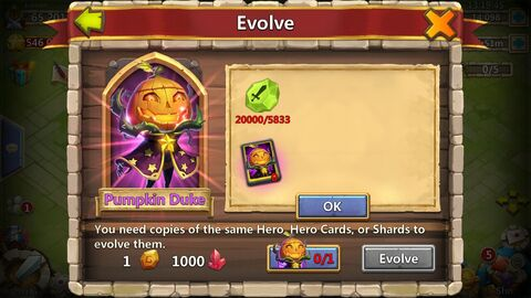 Evolution | Castle Clash Wiki | FANDOM powered by Wikia