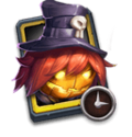 Smashin Pumpkin Trial Card