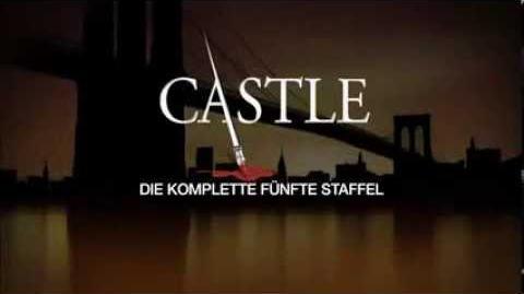Castle - Staffel 5 auf DVD
