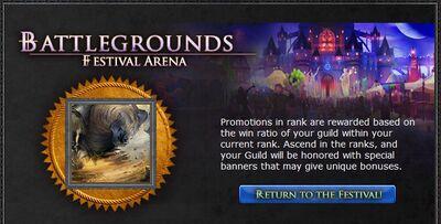Festival battlegrounds