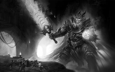 Monster kessaran dead