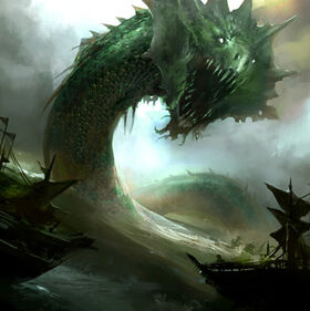 Serpent Emerald