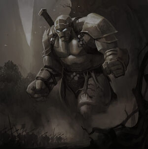 Stone Giant Dead