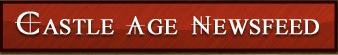 Castle Age Newsfeed