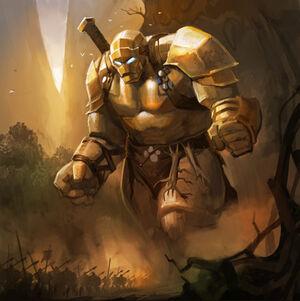 Colossus boss