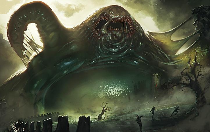Abomination, Ancient Slime | Castle Age Wiki | FANDOM