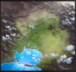 Land of Earth map