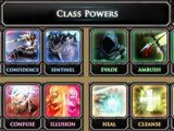 Class Powers