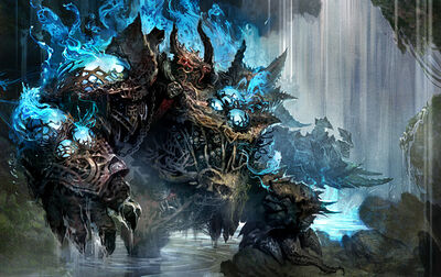 Monster Baal