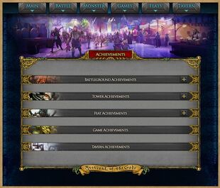 Ca - festival achievements