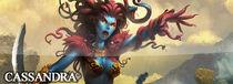 Monster page cassandra
