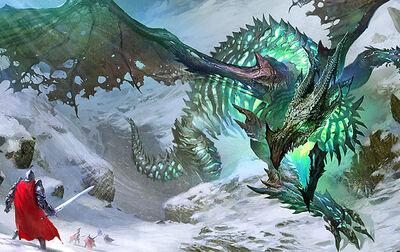 Monster thanatos large