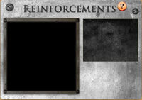 Reinforcements Menu