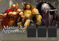 Master Apprentice Box