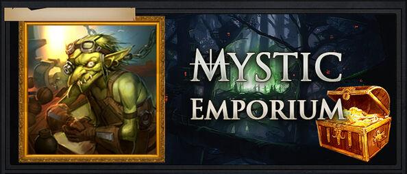 Mystic Emporium banner