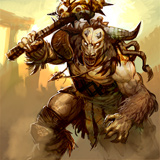 Karn the Minotaur