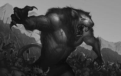 Monster bonegnasher dead