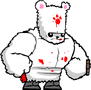 19 Beefy Bear