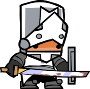 23 Open-Faced Gray Knight