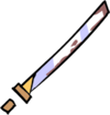 1 Skinny Sword