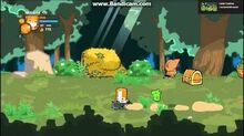 Castle Crashers - Flying Thief Glitch