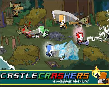 castle crashers on pc