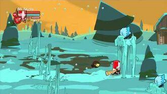 Castle Crashers Insane Mode (Solo) Snow World