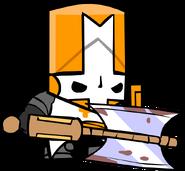 4 Orange Knight