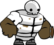 25 Beefy Skeleton