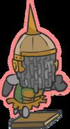 Bob royal guard