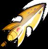 64 NG Gold Sword