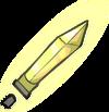 10 Gold Sword
