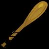 72 Wooden Mace