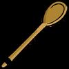 44 Wooden Spoon