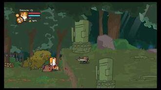 Castle Crashers - Headless Thief Glitch-0