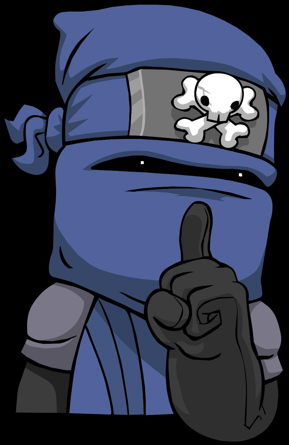 Ninja | Castle Crashers Wiki | FANDOM powered by Wikia