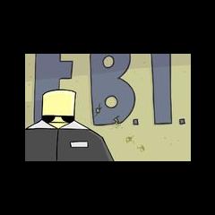 Un agente del FBI.