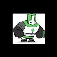 Caballero Verde Fornido